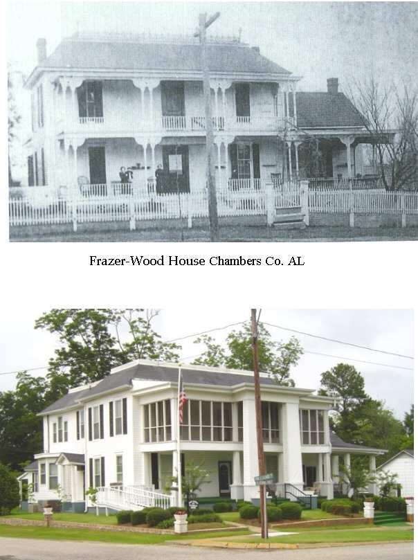 Frazer-Wood House Chambers Co. AL