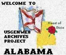 The Alabama USGenWeb Archives Project