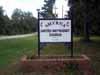 Smyrna United Methodist Church Sign