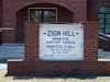 Zion Hill Primitive Baptist Church