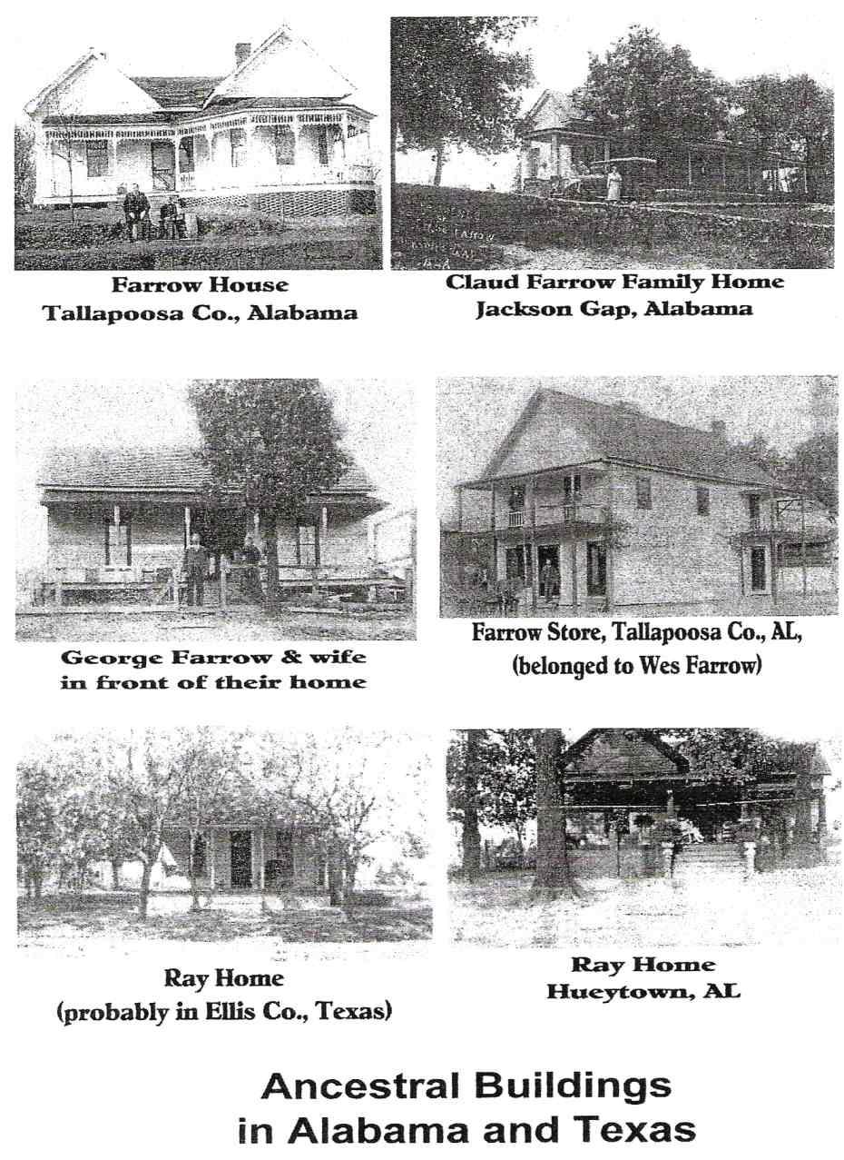 Alabama tallapoosa county - Farrow Homes Owned By Farrow Family