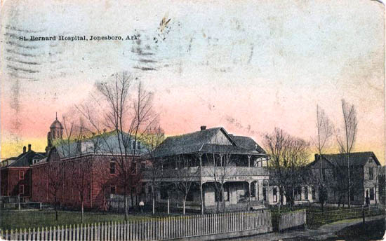 Penny Postcards From Craighead County  Arkansas