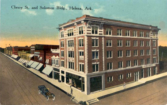 The Wholesale House >> Penny Postcards from Phillips County, Arkansas