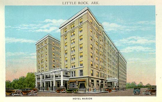 Hotel Marion Little Rock