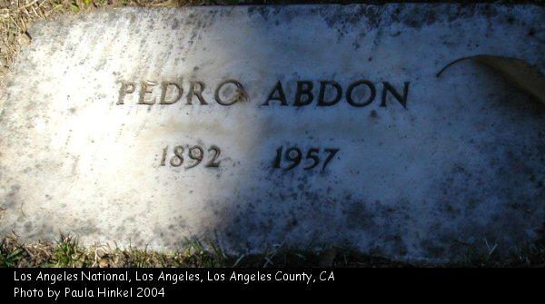 Long Beach Cemetery Records