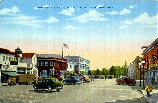 Penny Postcards From Monterey County Ca