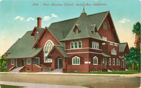 St Ann Church Laguna Beach Ca
