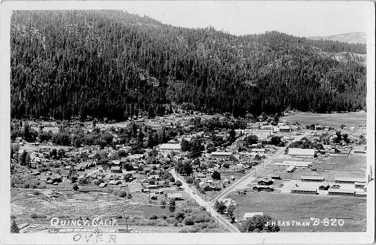 Penny Postcards From Plumas County  California