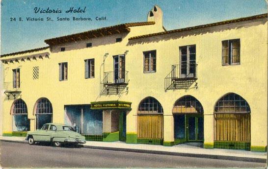 Santa Barbara County Ghosts - Weird California