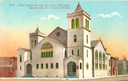 Penny Postcards From Santa Clara County Ca