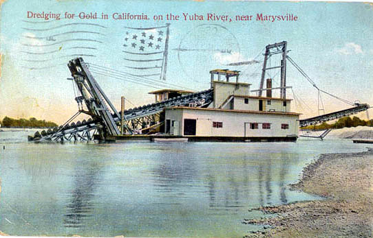 Penny Postcards From Yuba County California