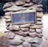 Rosita Cemetery Sign, Left Side