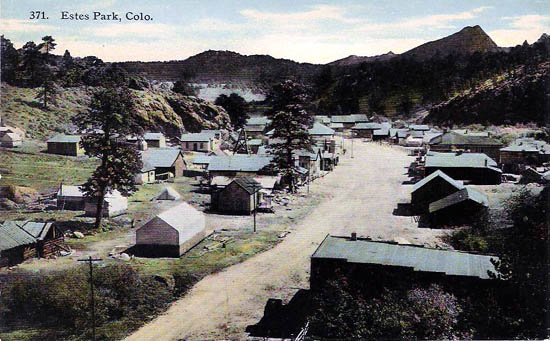 Penny Postcards From Larimer County Colorado