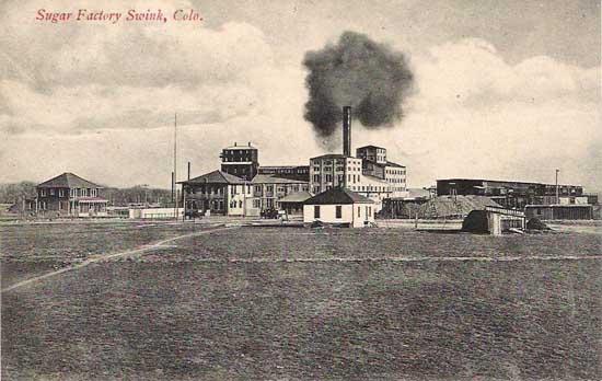 Santa Fe Ford >> Penny Postcards from Otero County, Colorado