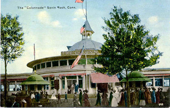 penny postcards from new haven county  connecticut