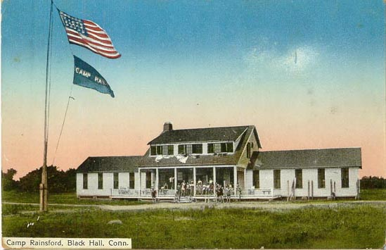 Penny postcards from new london county connecticut ninigret house crescent beach sciox Choice Image
