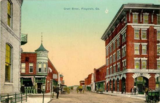 Grant Street Fitzgerald
