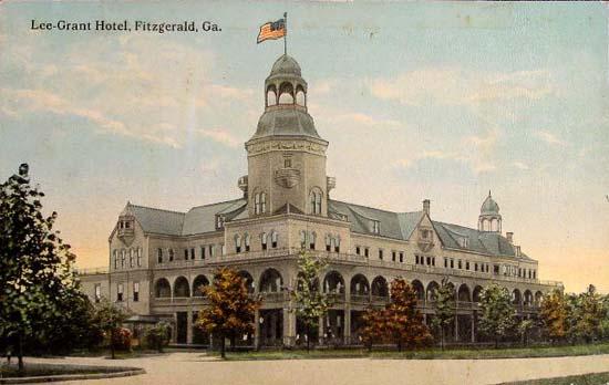 Lee Grant Hotel Fitzgerald