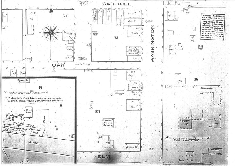 ft. gaines 1885