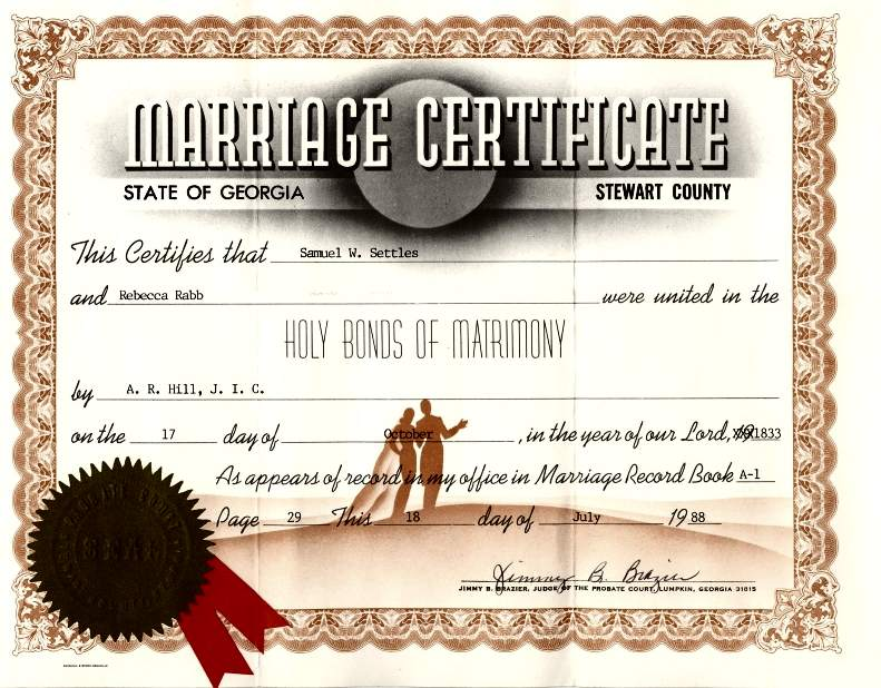 yw116gox: getting a duplicate marriage certificate