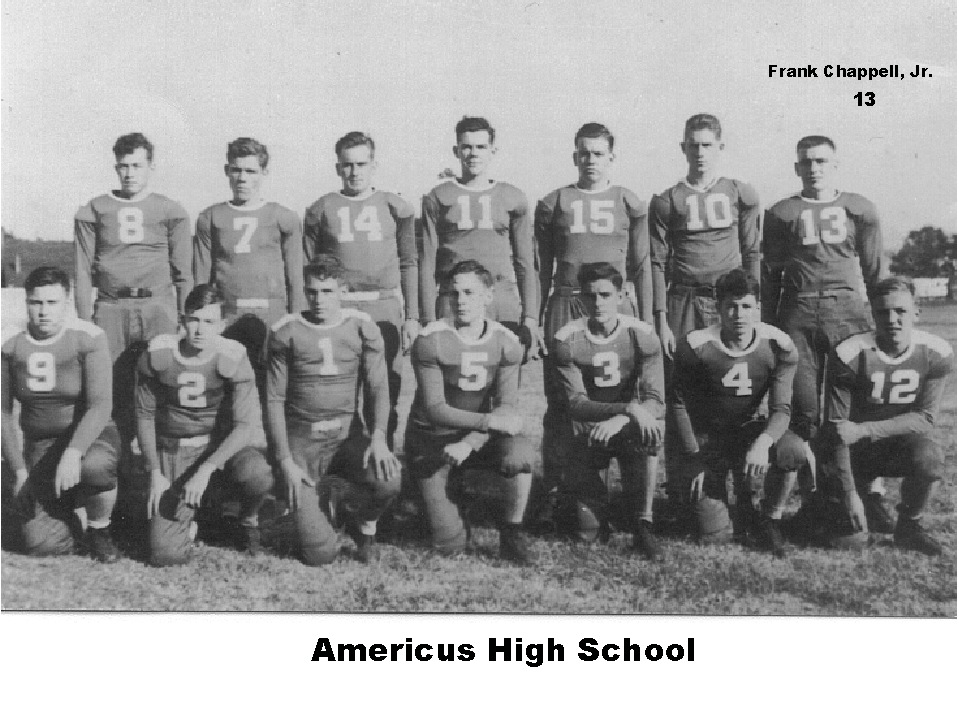 Americus High School Football Team