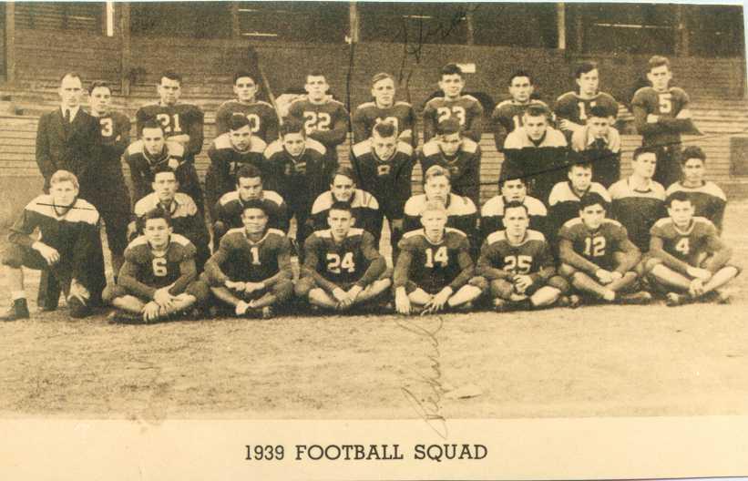 Americus High School Football Team