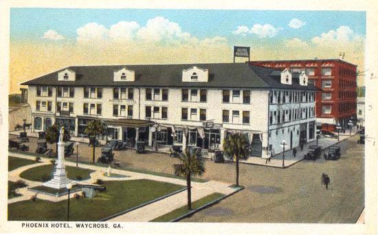 Phoenix Hotel Waycross