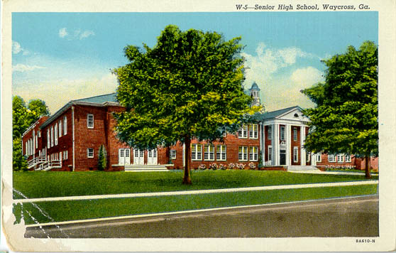 Ware County Georgia Usgenweb Archives