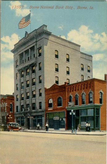 S And W >> Boone County, IA Penny Postcards
