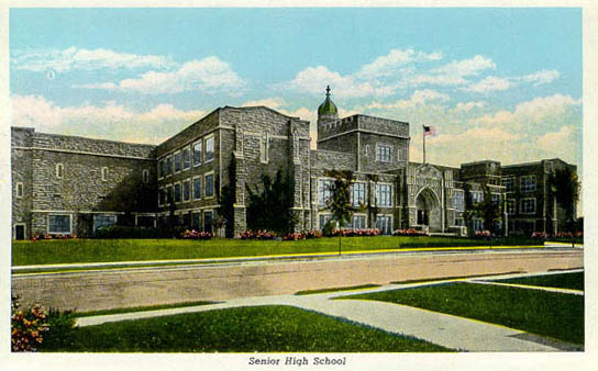 Dubuque Senior High School.