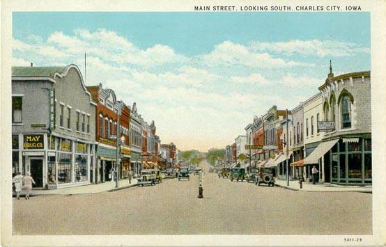 Floyd County Ia Penny Postcards