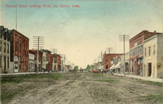 Ida County, IA Penny Postcards