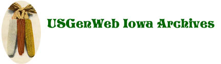 USGenWeb Iowa Archives Project