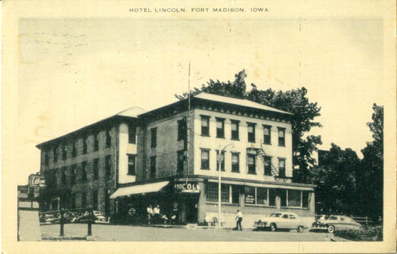 Hotel Lincoln Fort Madison