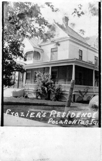 Pocahontas County, IA Penny Postcards