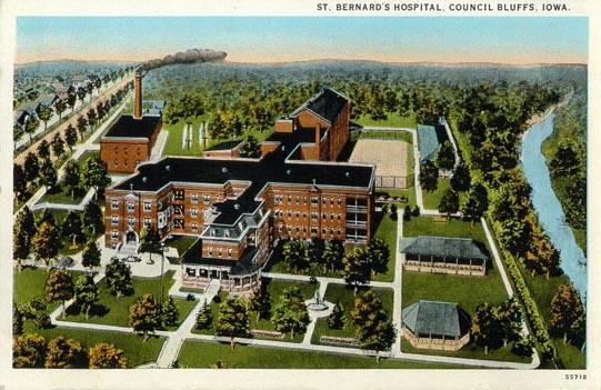 Pottawattamie County, IA Penny Postcards