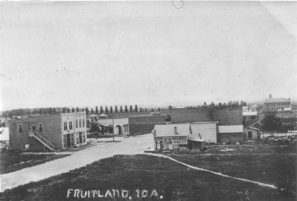 City Of Fruitland Iowa