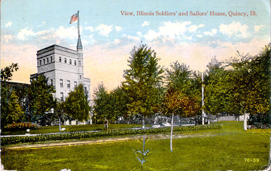 Penny Postcards From Adams County Illinois