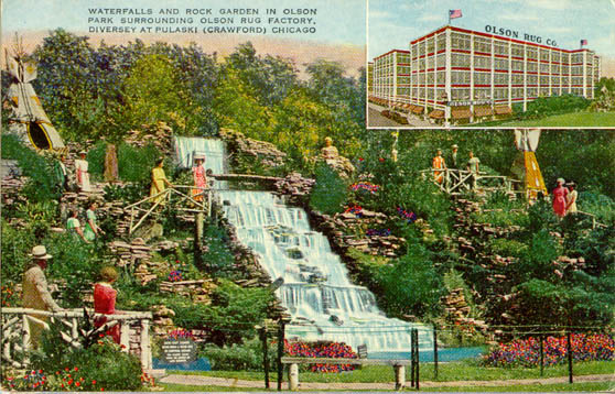 Penny Postcards From Chicago Cook County Illinois