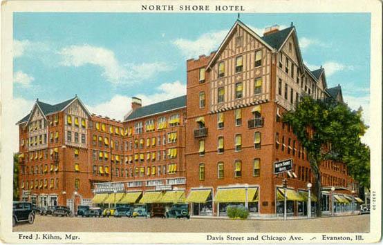North S Hotel Evanston