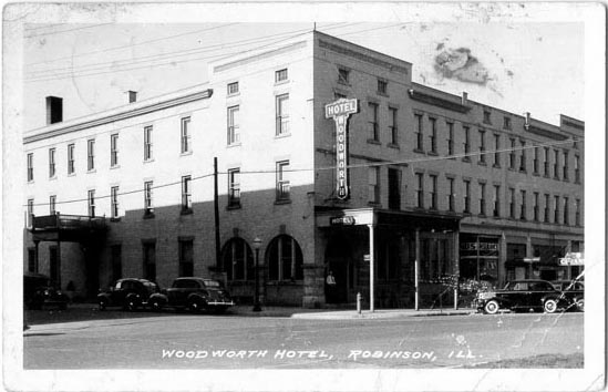 Woodworth Hotel Robinson