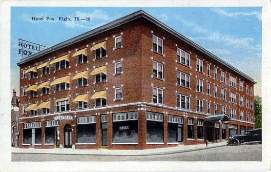 Hotel Fox Elgin