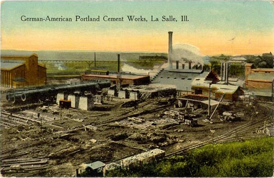 Penny Postcards From La Salle County Illinois