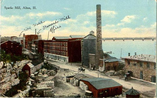 Penny Postcards From Madison County Illinois