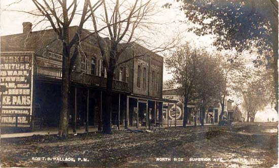 Penny Postcards From Morgan County Illinois