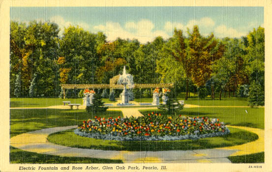 Penny Postcards From Peoria County Illinois