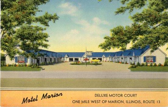 Marion Motel Marion Il