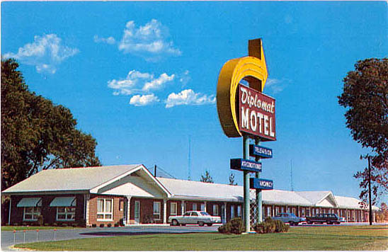 Diplomat Motel Elkhart
