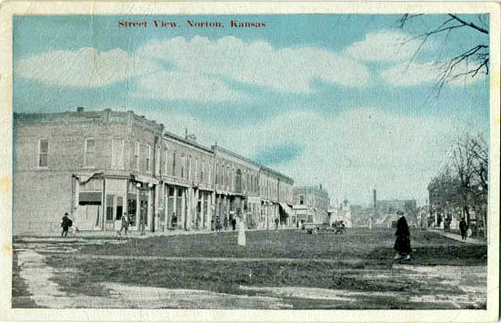Penny Postcards From Norton County  Kansas