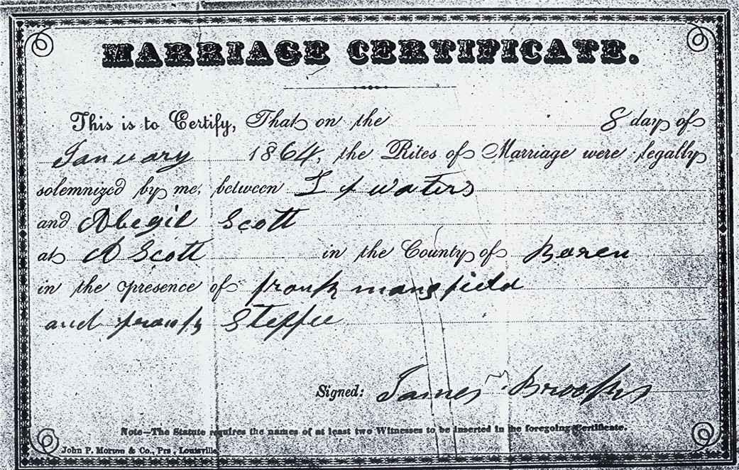 Barren marriage 6
